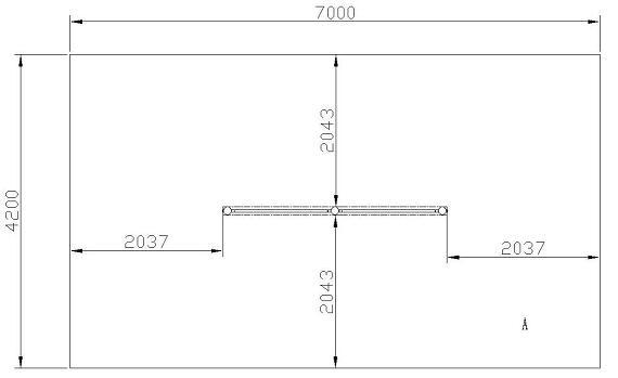 ST-D02 Horizontal Bars