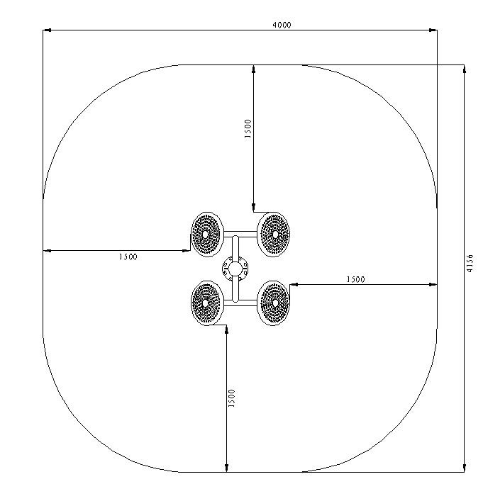 ST-T01X Tai Chi Spinner