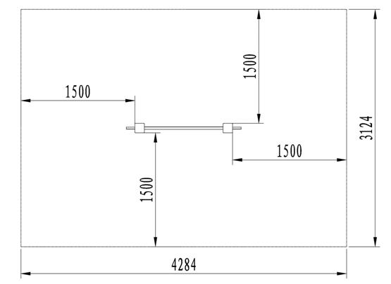 LK-L02 Wall Bars