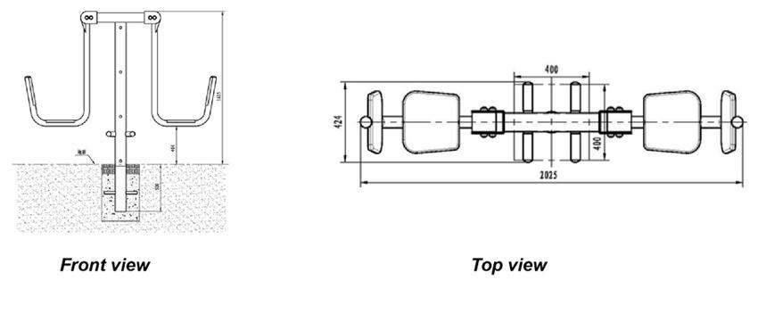 LK-Z02 Leg Press(Double)