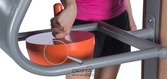 KF-S09 Back Stretch Trainer