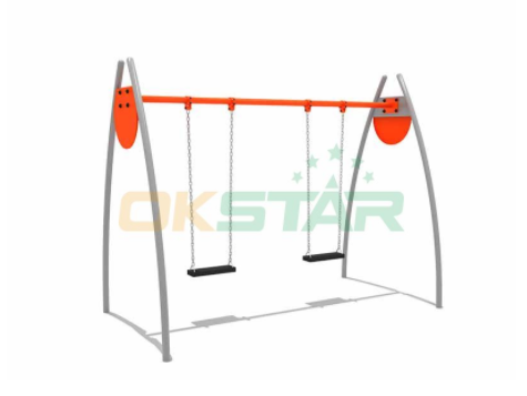 Safest outdoor children swing set