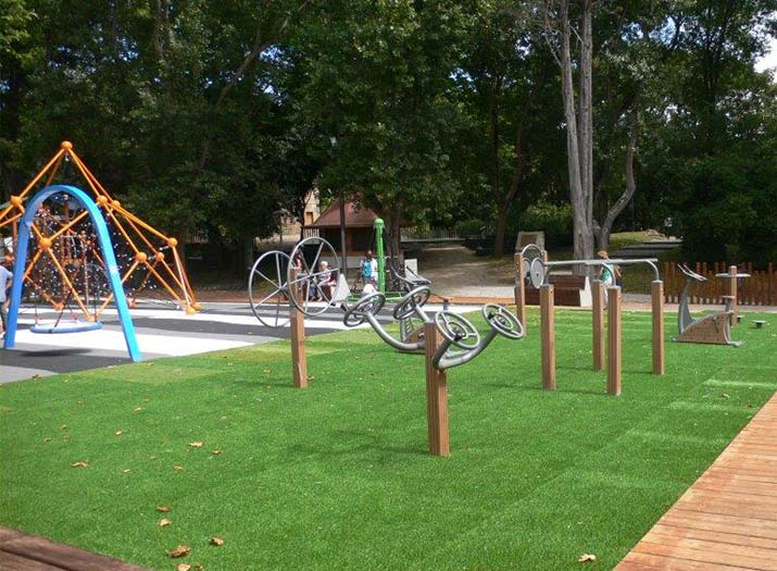 Outdoor Fitness & Parks