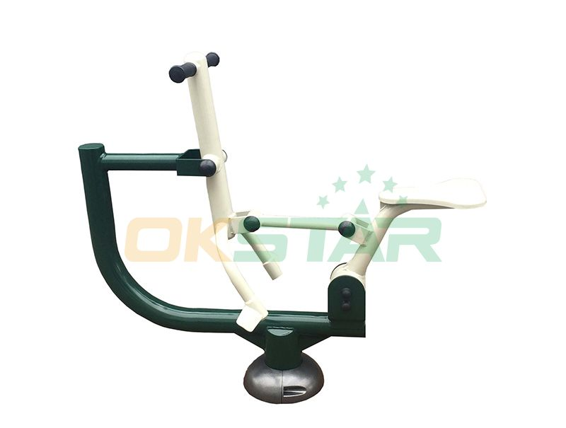 ST-J02X TUV certified outdoor fitness products Rider (Single)