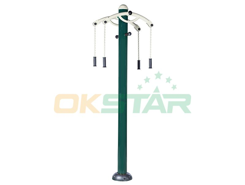 ST-S01X TUV certified outdoor fitness products Arm Extension Apparatus