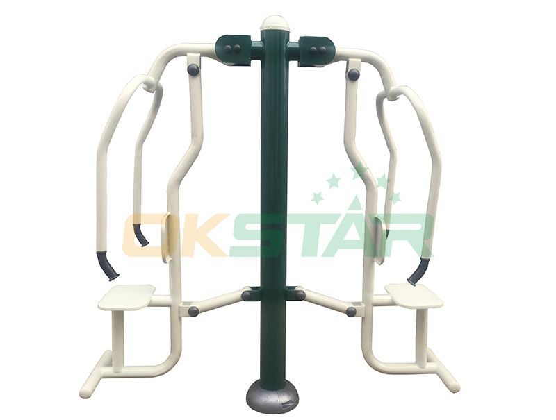 ST-Z03X TUV certified outdoor fitness products Chest Press