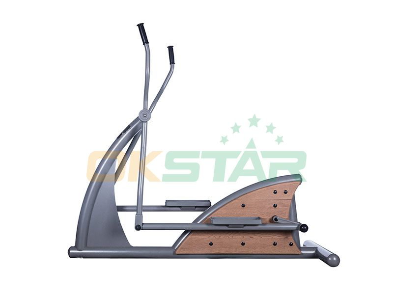 LK-T01 wpc outdoor exercise equipment Elliptical Trainer