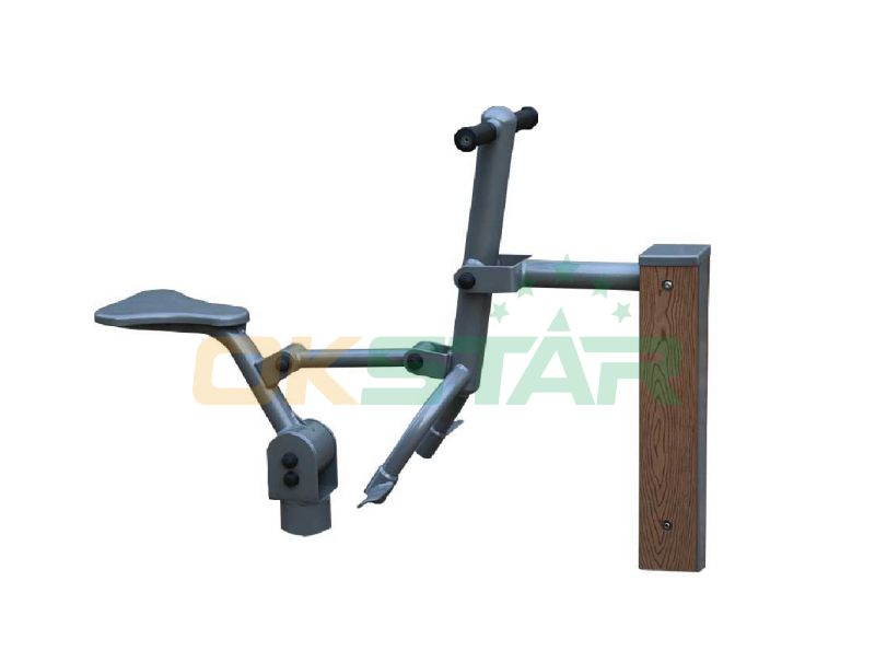 LK-J02F wpc outdoor exercise equipment Rider