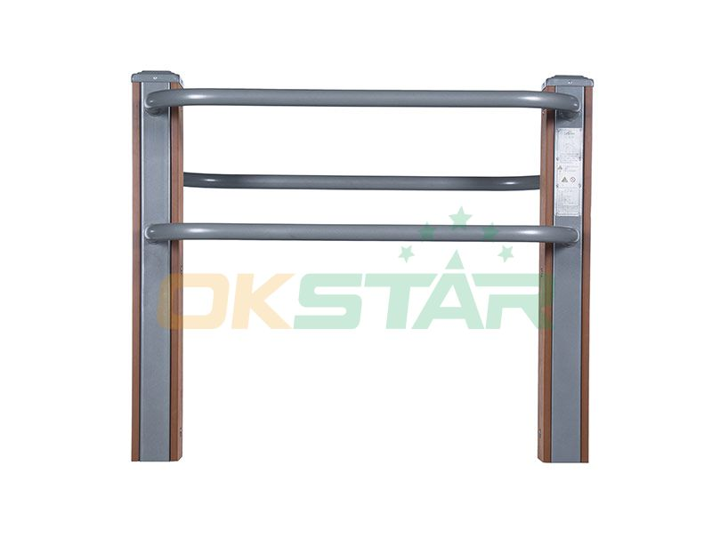 LK-T05 wpc outdoor exercise equipment Leg Stretcher