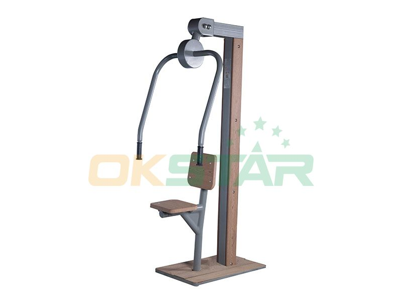 KF-Z01 outdoor fitness equipment for disabled people Chest Press