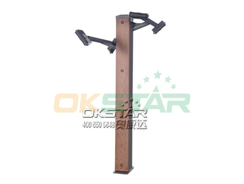 KF-K01 outdoor fitness equipment for disabled people Chest Training