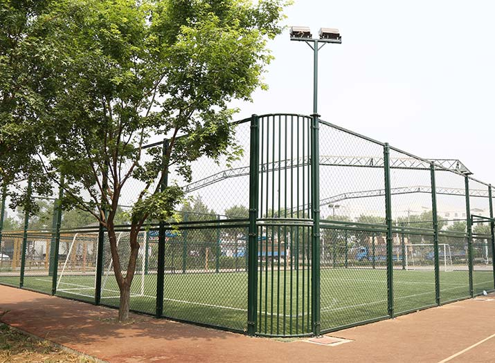 Footaball Cage