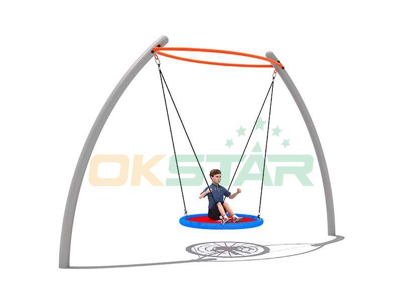 outsite swing for kids garden