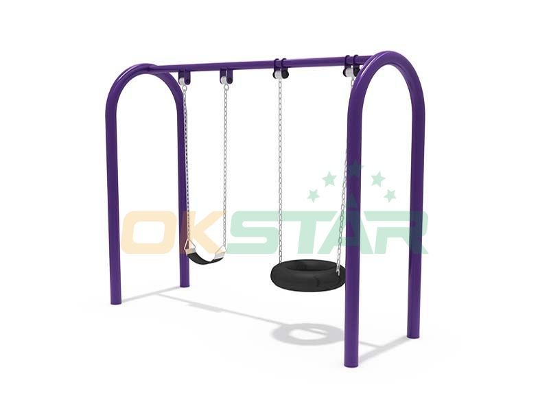 park swing playground