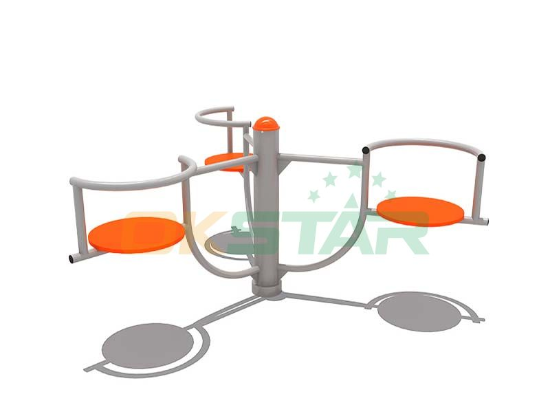 Merry go around commercial playground spring riders for Outdoor Playground Center