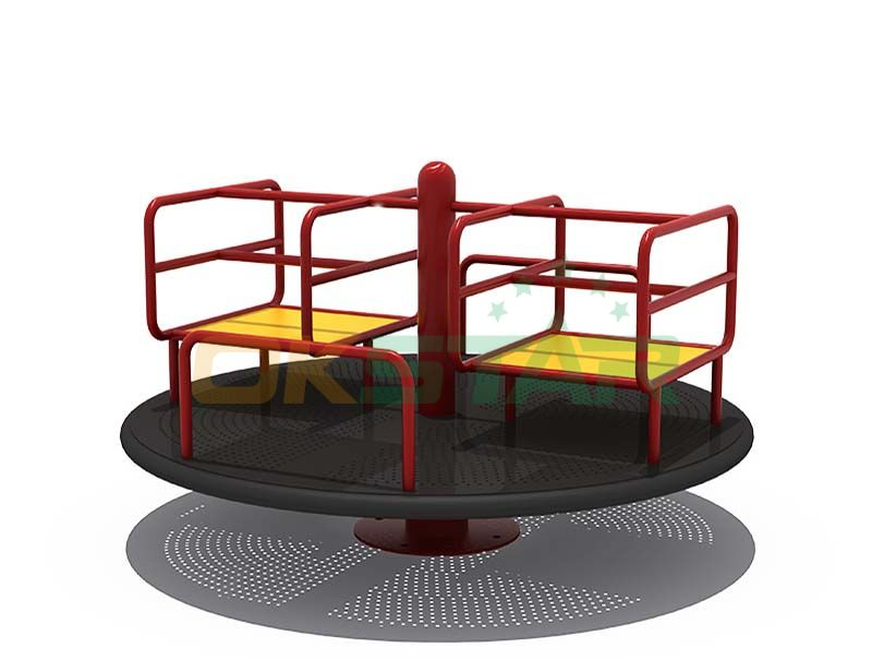 4 way spring rider playground equipment spring rider for park