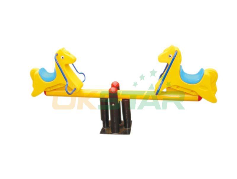 amusement park for kids seesaw