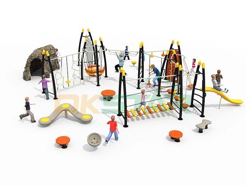 Environmentally-friendly Playground Equipment