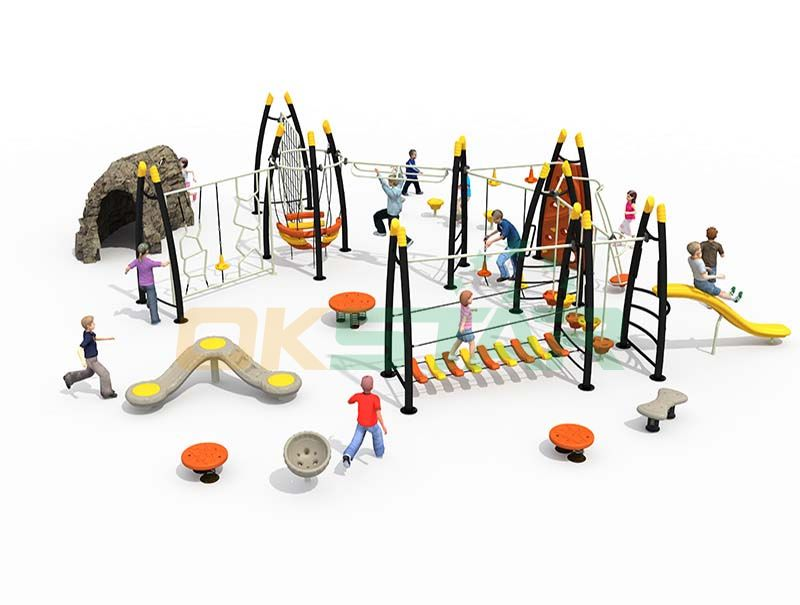 Environmentally-friendly Playground Equipment
