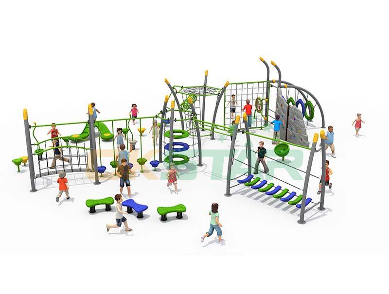 climbing gym equipment