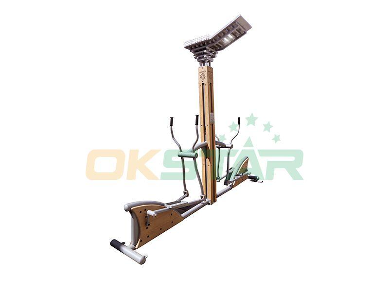 high quality outdoor park gym equipment Elliptical Trainer
