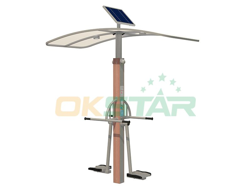 ISO approved outdoor gym equipment surfboard