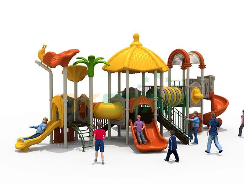Attraction amusement equipment