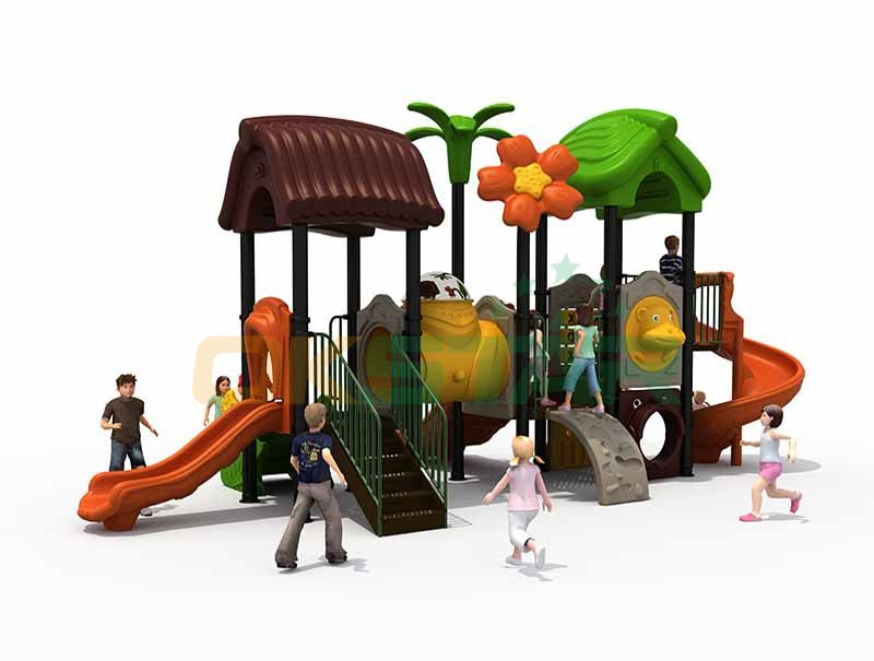 animal spring rider outdoor playground