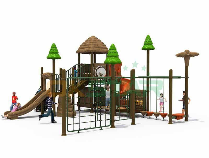 amusment park playground