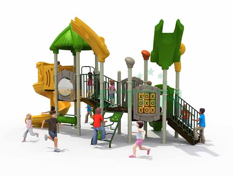 Children water playgrounds