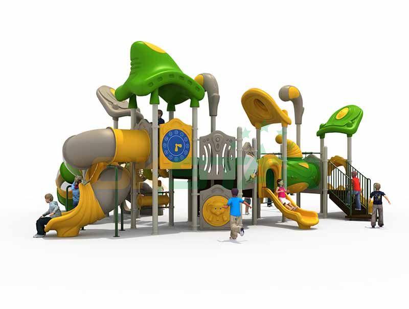 Creative activities playground