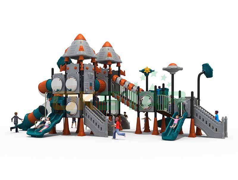 metal playground slide for sale