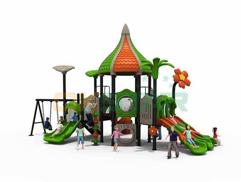 Outdoor slide china juegos infantiles