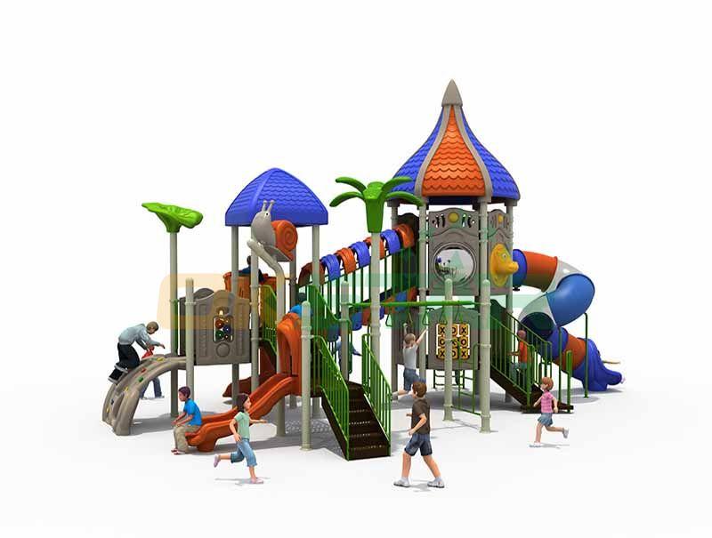 Kids amusement park equipment