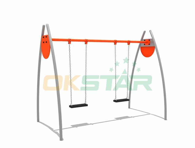 safest outdoor children swing