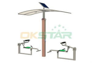 Do You Use These Common Outdoor Fitness Equipment?