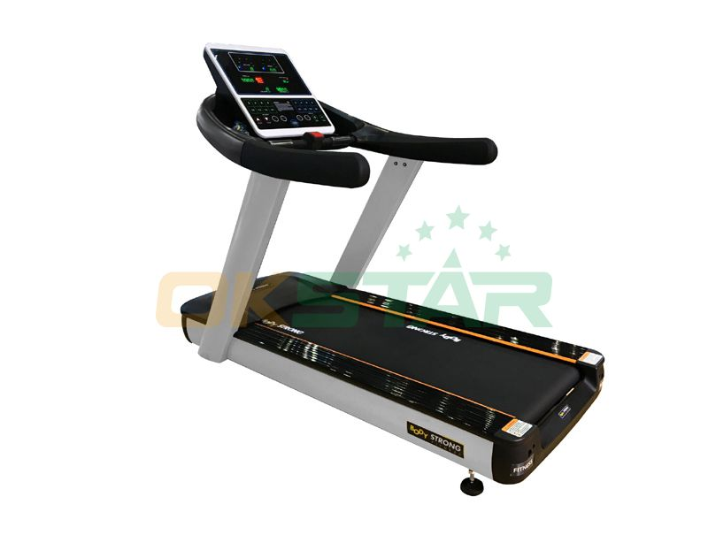 Luxury commercial treadmill product number: SN-1006