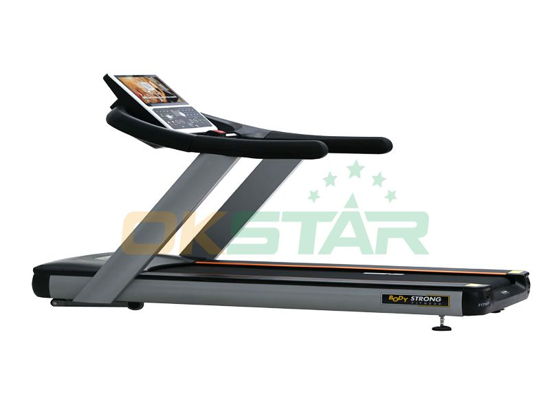 Luxury commercial treadmill LCD screen product number: SN-1007