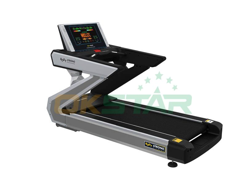 Luxury Commercial Treadmill (LED) Product Code: SN-1008