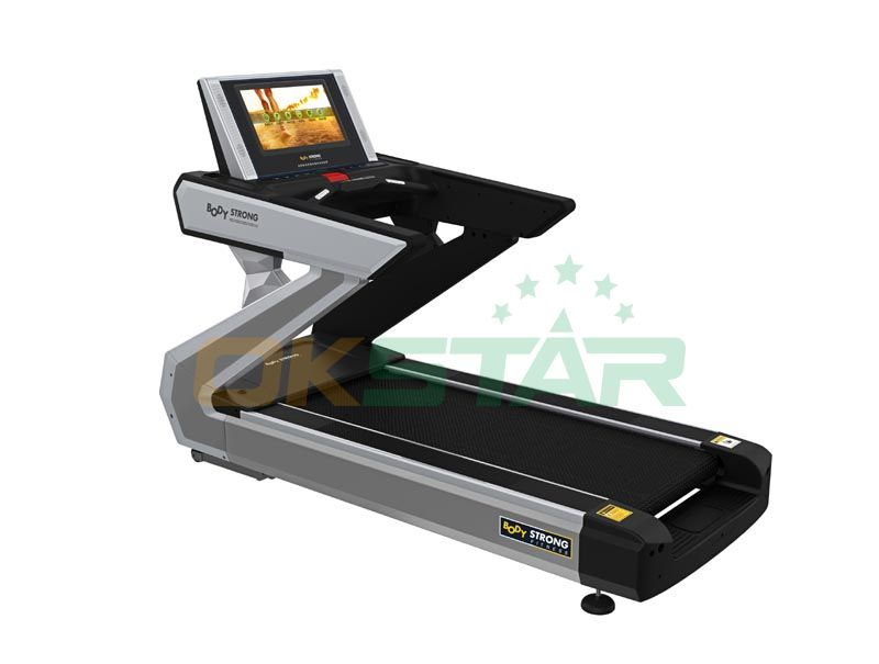 Luxury Commercial Treadmill (LCD) Product Number: SN-1009
