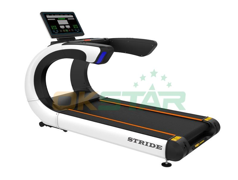 Luxury Commercial Treadmill (LED) Product Code: SN-1010