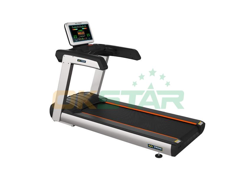 Luxury Commercial Treadmill (LED) Product Code: SN-1011
